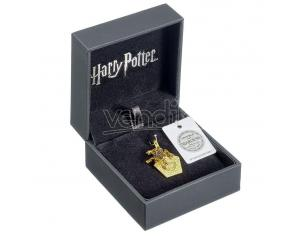 Harry Potter X Swarovski Ciondolo Chocolate Frog (gold Plated) Carat Shop, The