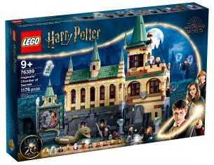 LEGO HARRY POTTER 76389 - LA CAMERA DEI SEGRETI DI HOGWARTS