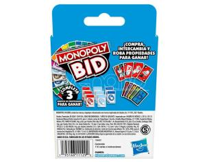 Monopoly BID game Hasbro