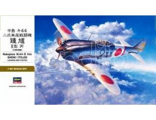 HASEGAWA 08880 NAKAJIMA Ki44-ii Hei Shoki ITOJOI 1:32 KIT Modellino
