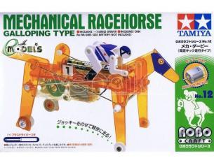 TAMIYA 71112 MECHANICAL RACEHORSE GALLOPING TYPE KIT  Modellino