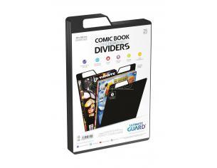 Ultimate Guard Premium Comic Book Dividers Black (25) Ultimate Guard
