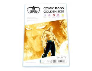 Ultimate Guard Comic Bags Golden Size (100) Ultimate Guard