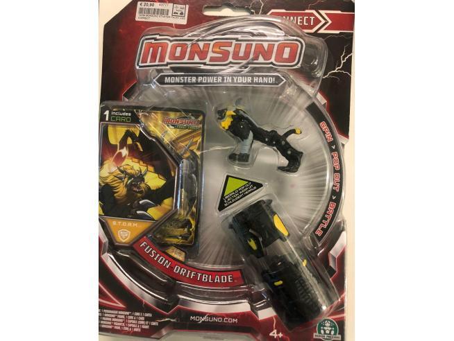 Giochi Preziosi - Monsuno Fusion - Drift Blade (Giocattolo)