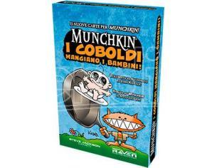 MUNCHKIN - I COBOLDI MANGIANO BAMBINI! GIOCHI DA TAVOLO TAVOLO/SOCIETA'
