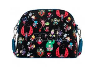 Loungefly Marvel Characters crossbody bag Loungefly