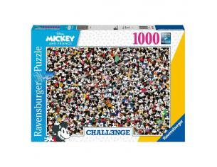 Disney Challenge Jigsaw Puzzle Mickey Mouse (1000 Pieces) Ravensburger