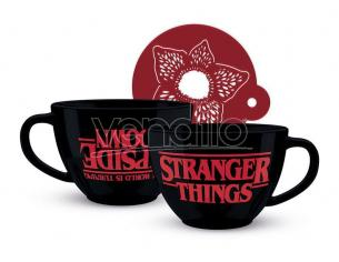 Stranger Things Tazza the World Is Turning Upside Down Pyramid International