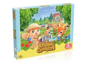 Animal Crossing New Horizons Jigsaw Puzzle Characters (1000 Pieces) Winning Moves