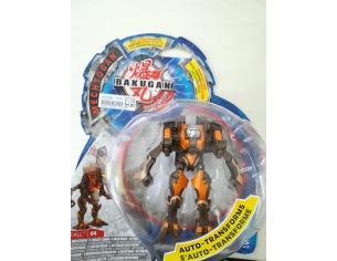 Bakugan Personaggio Deezal Arancione Giochi Preziosi