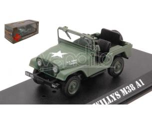 GREENLIGHT GREEN86590 WILLYS M38 A1 MASH 1972-83 TV SERIES 1:43 Modellino