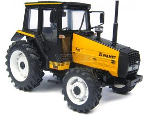 UNIVERSAL HOBBIES UH4020 VALMET 705 YELLOW 1:32 Modellino
