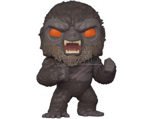 Godzilla Vs Kong Funko POP Film Vinile Figura Kong Pronto alla Battaglia 9 cm