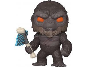 Godzilla Vs Kong Funko POP Film Vinile Figura Kong con Axe 9 cm
