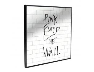 Pink Floyd Cristallo Clear Picture The Wall 32 X 32 Cm Nemesis Now