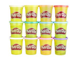 Play-Doh Spring Colors pack 12 pots Play-doh