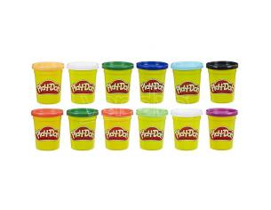 Play-Doh Winter Colors pack 12 pots Play-doh