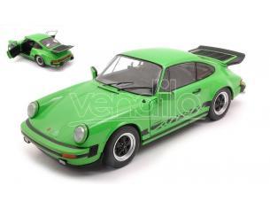 SOLIDO SL1802603 PORSCHE 911 (930) CARRERA 3.2 GREEN 1:18 Modellino