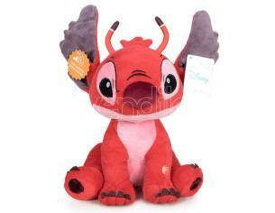 Disney Leroy Stitch Soft Peluche Con Suono 20cm Disney