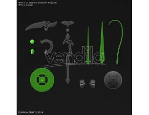 30MM CUSTOMIZE WEAPONS WITCHCRAFT WEAPON MODEL KIT BANDAI MODEL KIT