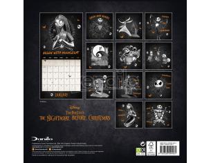 Nightmare Before Natale Calendar 2021 *english Version* Danilo