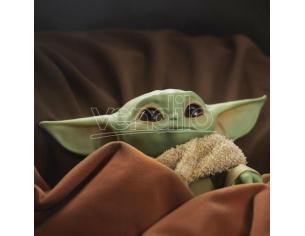 Star Wars Yoda The Bambino Peluche Con Sounds 19cm Hasbro