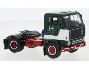 IXO MODEL TR068 VOLVO F 89 1970 GREEN/WHITE 1:43 Modellino