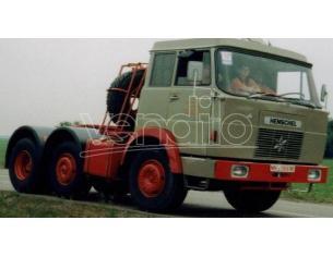 IXO MODEL TR085 HENSCHEL HS 19 TS 1966 GREY 1:43 Modellino