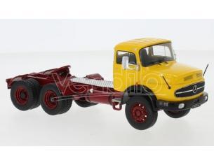 IXO MODEL TR087 MERCEDES LK 2624 1979 YELLOW 1:43 Modellino