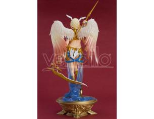 The Seven Heavenly Virtues Kindness Statua 1/8 Sariel Special Base 27 Cm Orchid Seed