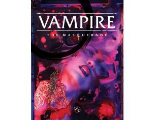 VAMPIRE THE MASQUERADE 5th ED.CORE BOOK GIOCO DI RUOLO WHITE WOLF