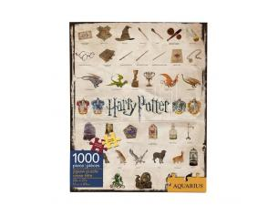 Harry Potter Jigsaw Puzzle Icons (1000 Pieces) Aquarius