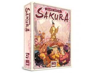 Sakura Spagnolo Gioco Da Tavolo Sd Games