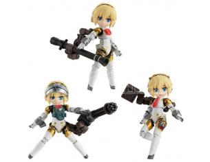 Persona Desktop Army Figures 8 Cm Assortment Aegis (3) Megahouse