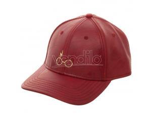 Harry Potter Cappellino Da Beaseball con Occhiali Oro Logo Bioworld
