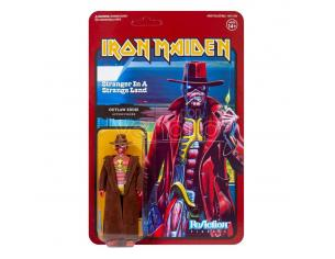Iron Maiden Reaction Action Figura Stranger In A Strange Land (single Art) 10 Cm Super7