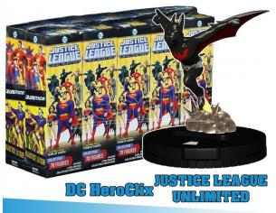 Wizbambino Dc heroclix Justice League Unimilted Booster Brick Wargame