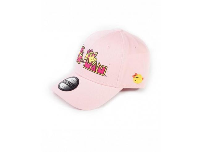 Ms. Pac-man Vintage Cappellino Regolabile Difuzed