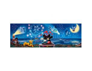 Disney Mickey E Minnie Panorama Puzzle 1000pcs Clementoni