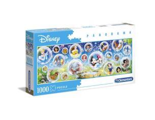 Disney Classic Panorama puzzle 1000pcs Clementoni