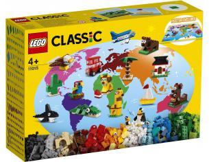 LEGO CLASSIC 11015 - GIRO DEL MONDO