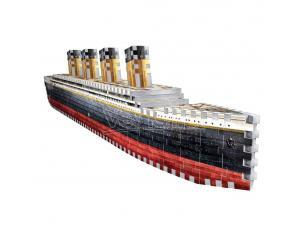 Wrebbit 3D Puzzle Titanic (440 Pieces) Wrebbit Puzzle