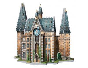 Harry Potter Puzzle 3D Torre Dell'Orologio (420 Pezzi) Wrebbit Puzzle