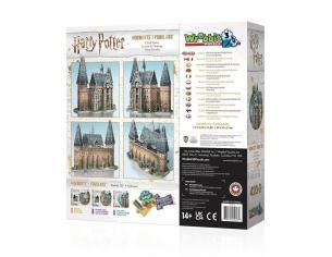 Harry Potter 3D Puzzle Clock Tower (420 Pieces) Wrebbit Puzzle