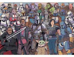 Star Wars The Mandalorian Challenge Jigsaw Puzzle Baby Yoda (1000 Pieces) Ravensburger