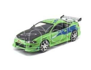 Fast & Furious Diecast Model 1/18 1995 Mitsubishi Eclipse Greenlight Collectibles