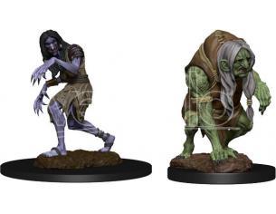 Pathfinder Dcum Annis Hag & Green Hag Miniature E Modellismo Wizbambino