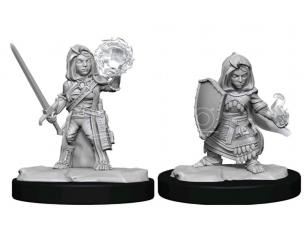 Pathfinder Dcum Halfling Female Cleric Miniature E Modellismo Wizbambino