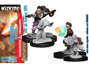 Pathfinder Dcum Halfling Male Wizard Miniature E Modellismo Wizbambino