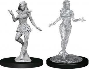 Pathfinder Dcum Nymph & Dryad Miniature E Modellismo Wizbambino